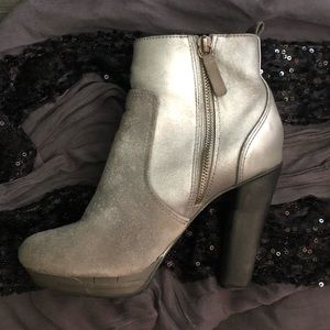 Diesel Edgy Ankle boots - comfy/ chic/ great price